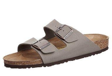 Sandalias clásicas color beige