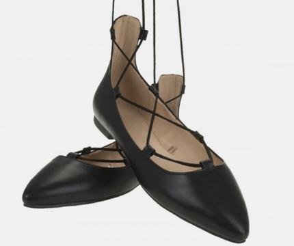 Zapatos Parfois de tiras