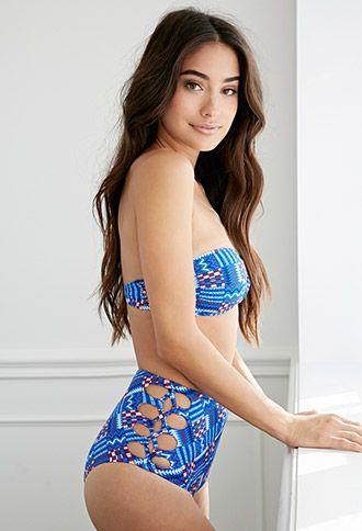 Bikini braga alta