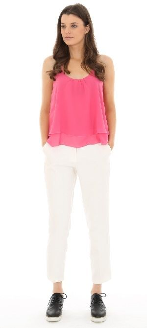 Blusa rosa Pimkie