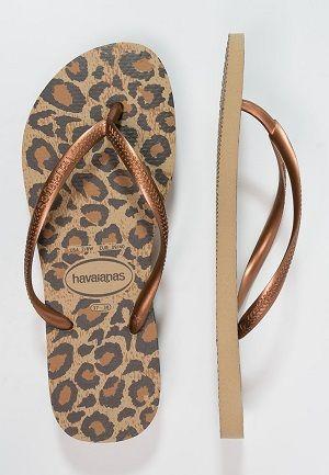 Havaianas leopardo