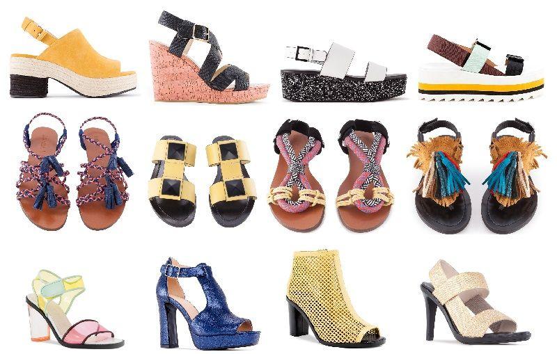 Rebajas de Bimba y Lola 2015 - Zapatos y bolsos