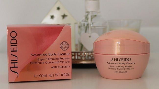Shiseido anticelulitico Body Creator barato