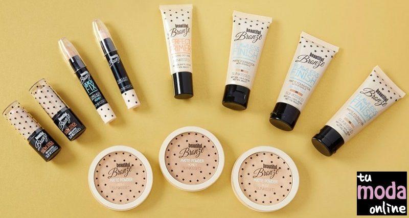 Maquillaje barato de Primark