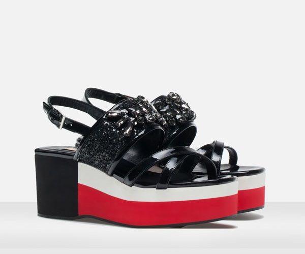 Zapatos Uterqüe verano 2015