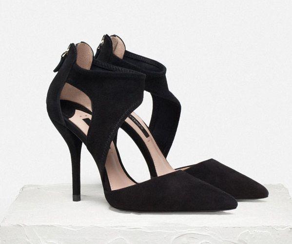 Zapatos de tacón Uterqüe