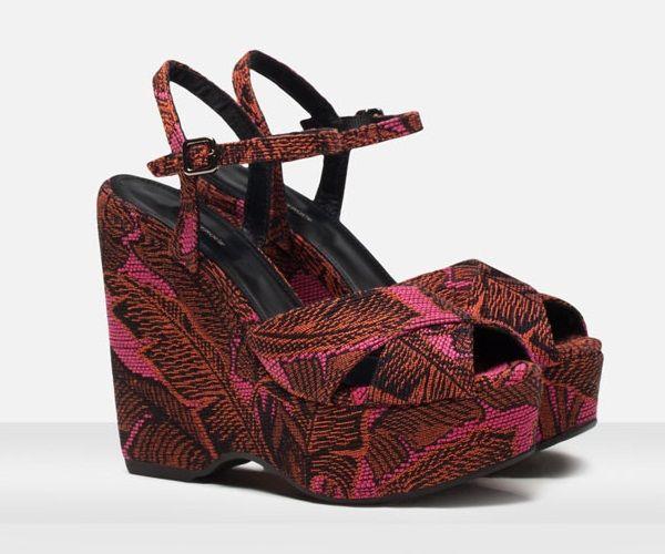 Zapatos y complementos Uterqüe