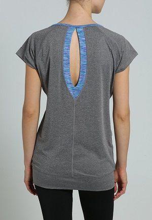 Camisetas deportivas Roxy