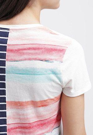 Camisetas estampadas de marca