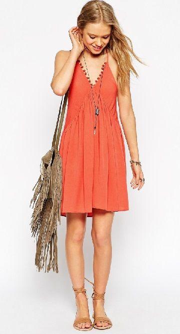 Vestidos boho de verano