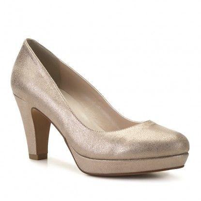 Zapatos de tacón en rebajas