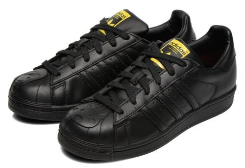 Adidas Pharrell Williams baratas en negro