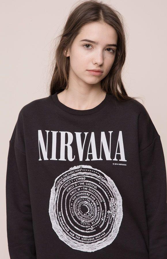 Sudaderas Nirvana baratas