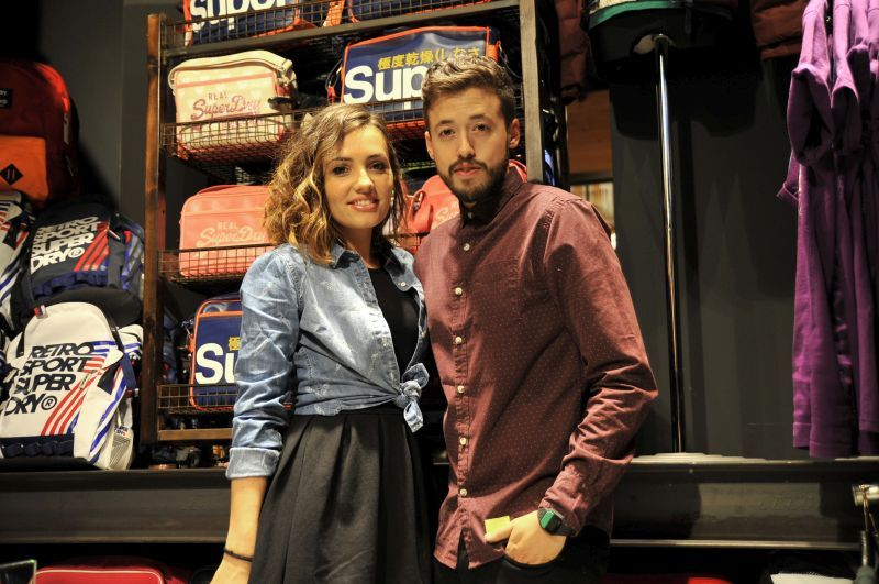 Superdry Serrano en Madrid