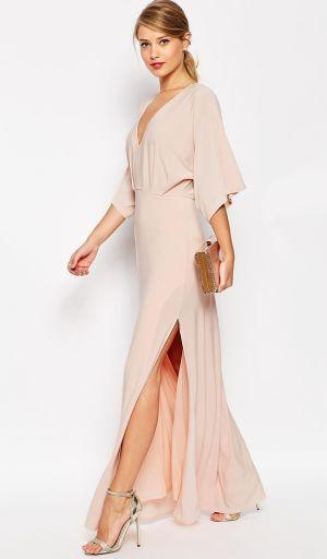 Vestidos baratos para invitadas de boda otoño
