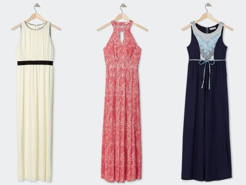 Vestidos largos de fiesta en Poín et Moi online