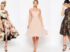 Vestidos para invitadas de boda originales