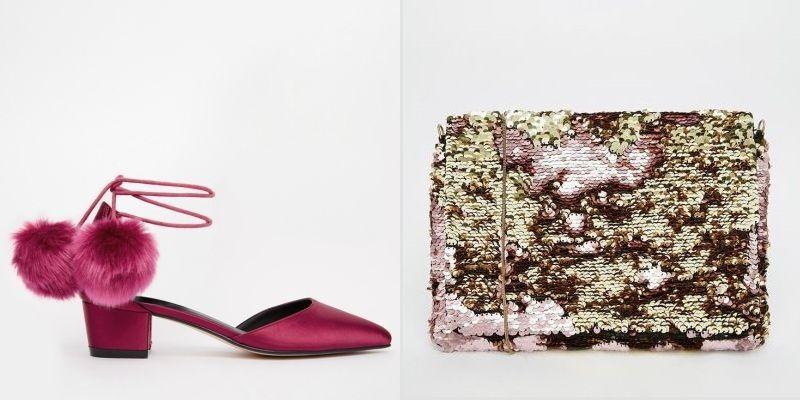 Zapatos de fiesta originales