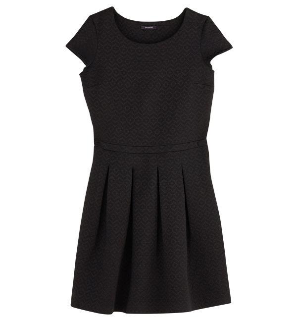 el mejor vestido negro barato