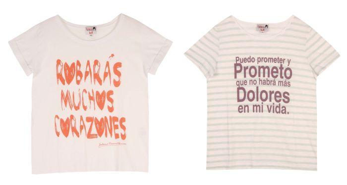 Camiseta Dolores Promesas barata