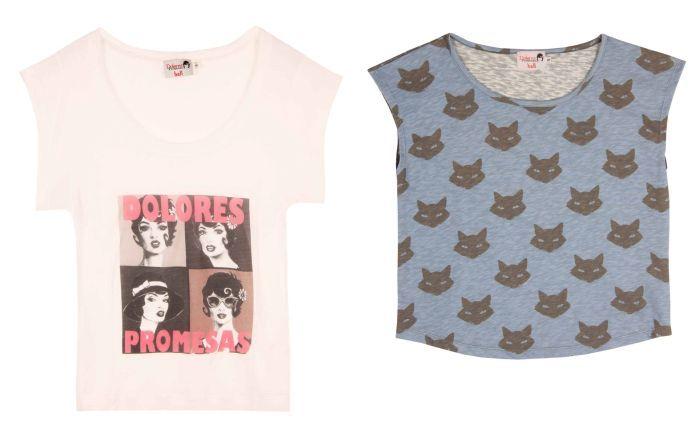 Camisetas Dolores Promesas baratas online