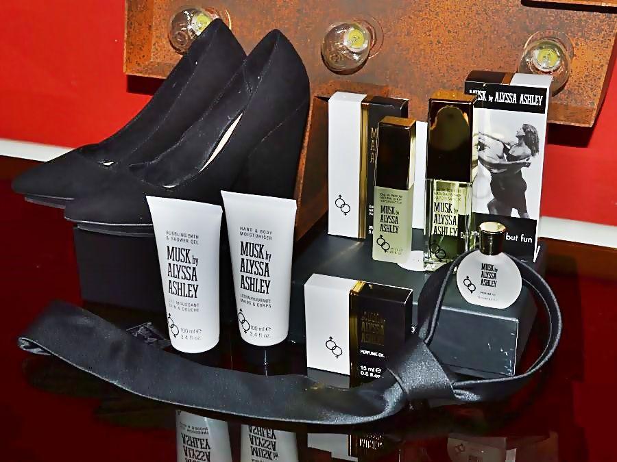 Colonias y perfumes originales Alissa Ashley