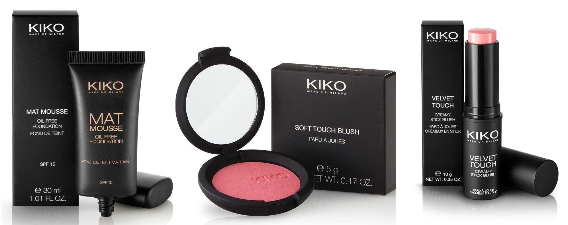 Maquillaje low cost 2016 Kiko