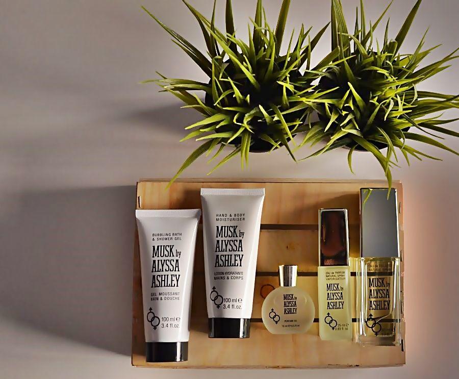 Perfumes Alyssa Ashley precios