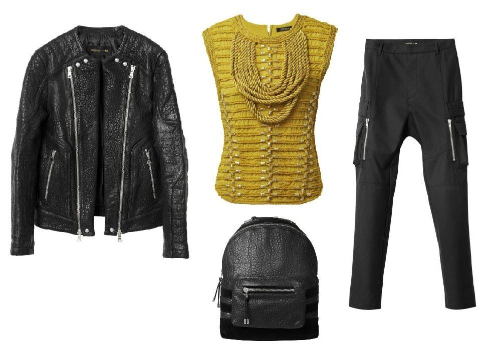 Rebajas en ropa de diseño Balmain x h&m España