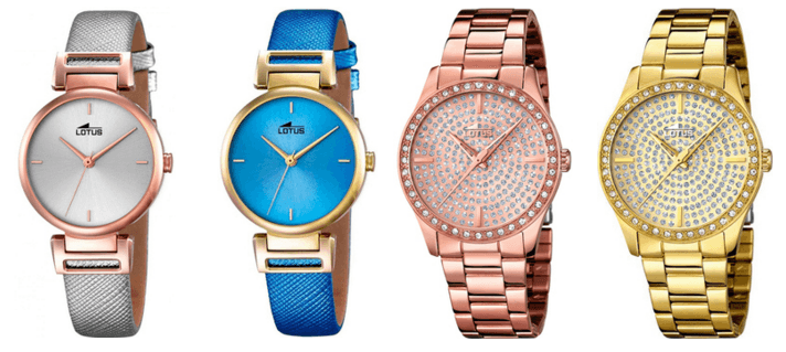 Comprar Relojes Lotus baratos online