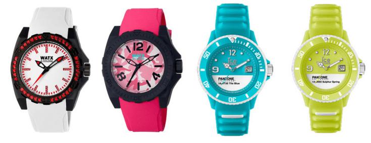 Relojes de marca para mujer online