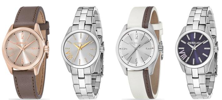 Relojes de piel de marca baratos