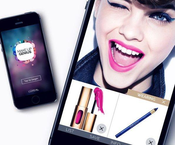 3a034f70a Las mejores apps de belleza que toda chica debería tener