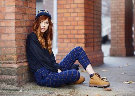 Como combinar las botas de Timberland mujer