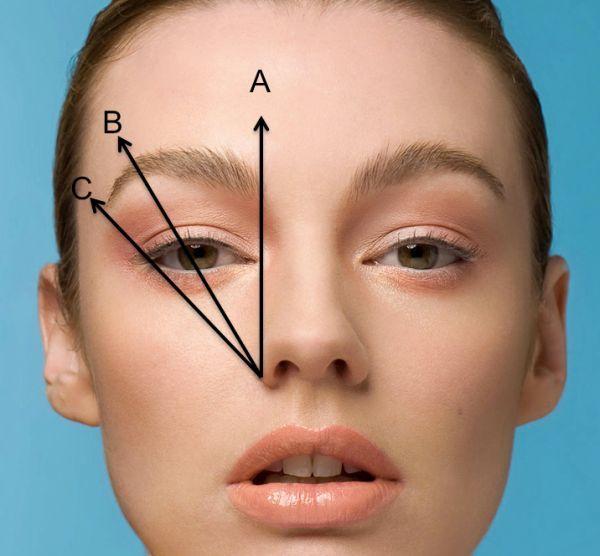 Como depilar y maquillar las cejas