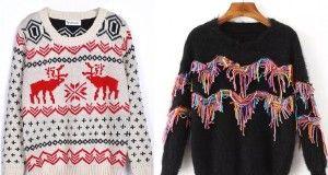 Jerseys originales para navidad