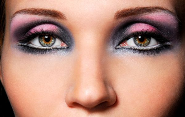 Smokey eyes facil y rapido
