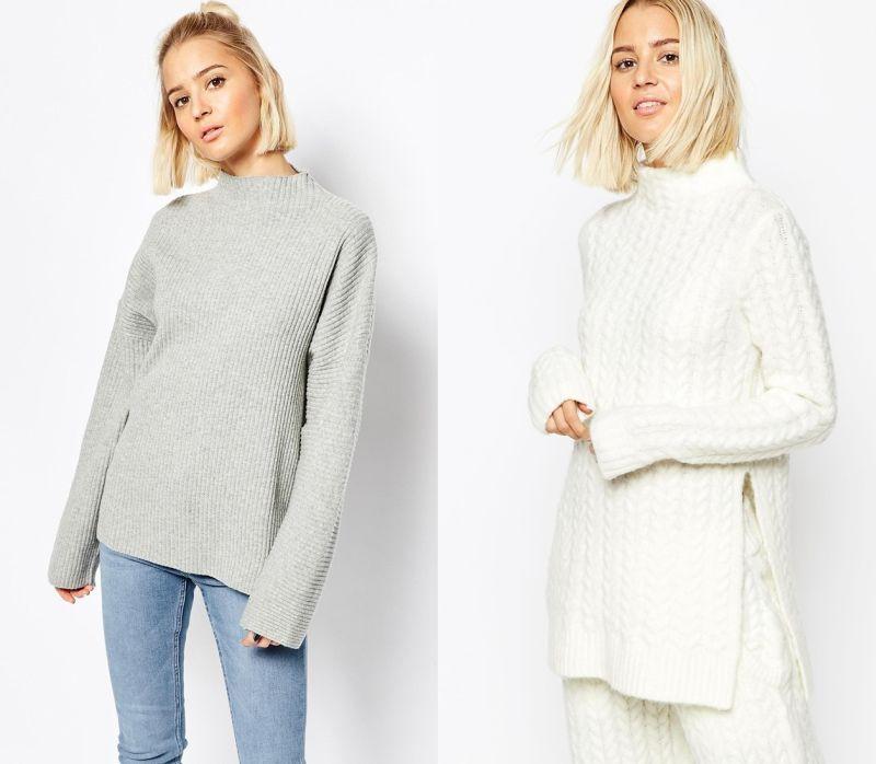 Tendencia de invierno 2016 en jerseis