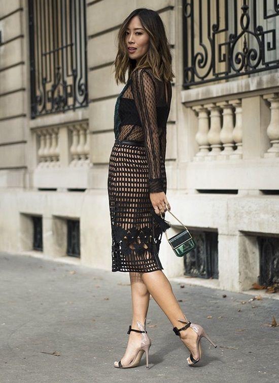 Vestir de fiesta con elegancia