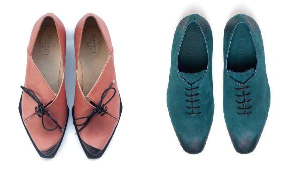 Zapatos de mujer originales Oxford