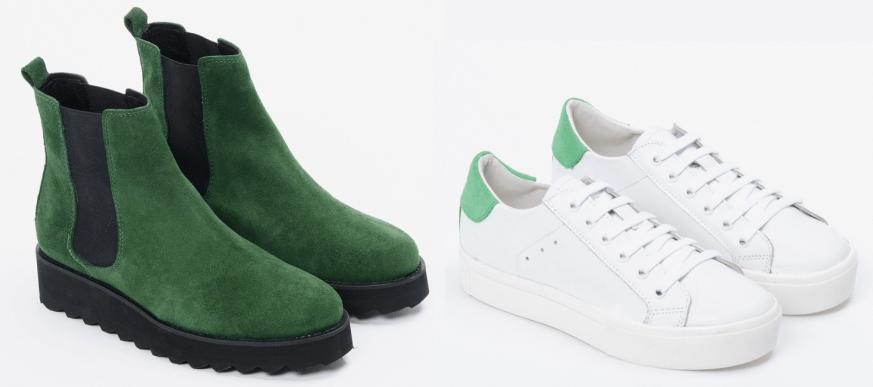 Zapatos de temporada otoño invierno