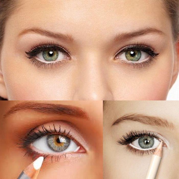 Cómo pintarse los ojos