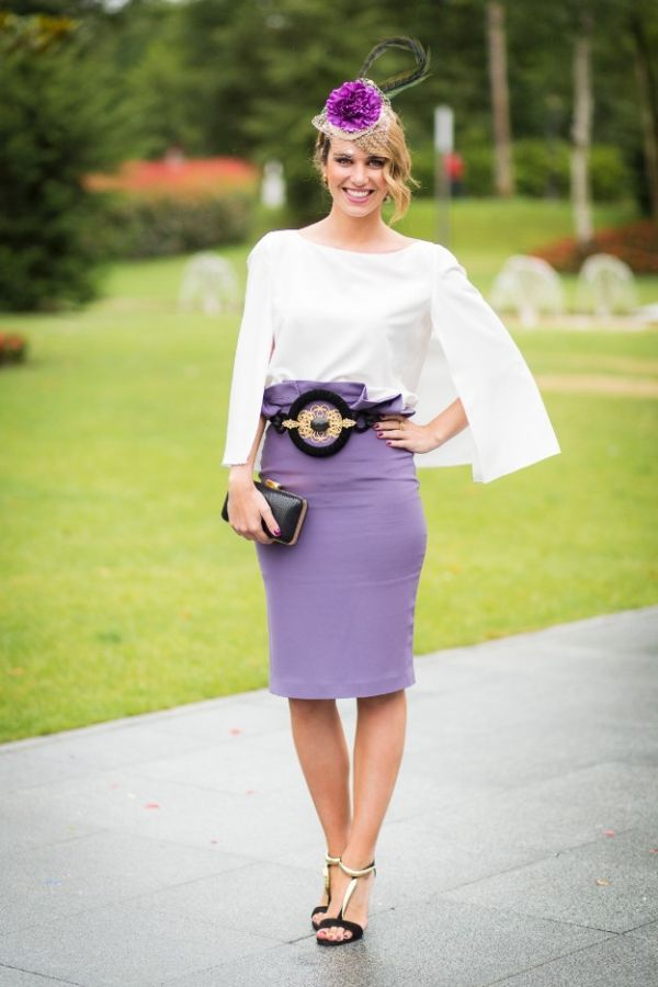 Faldas para bodas elegantes