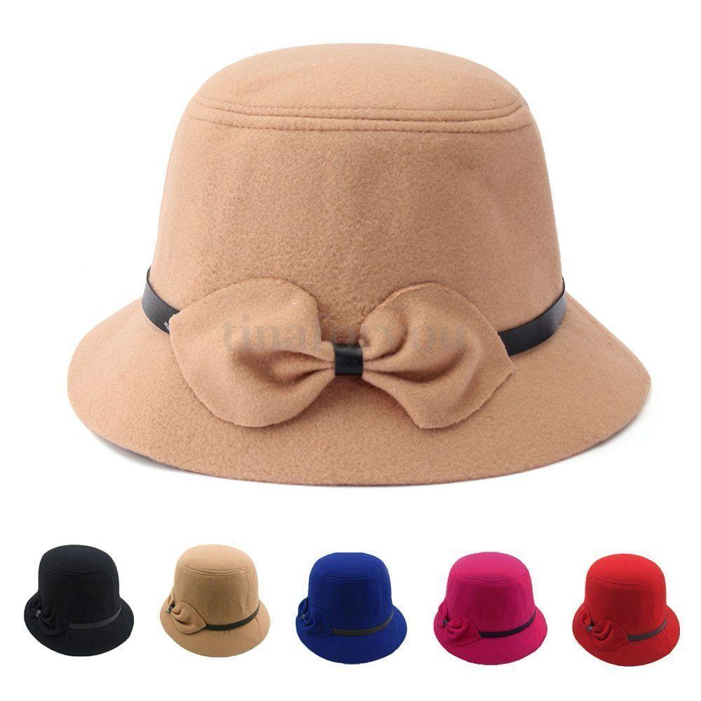Sombreros de invierno mujer