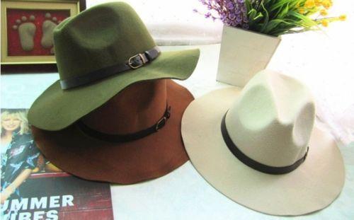 Sombreros hipsters de lana baratos
