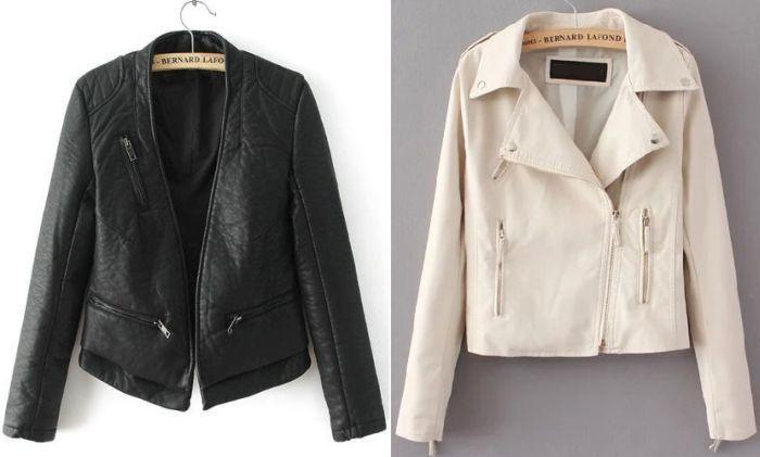 Tendencias en chaquetas de cuero mujer