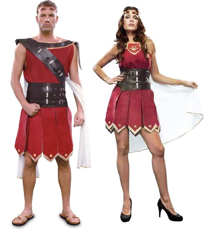 disfraces para carnaval en parejas