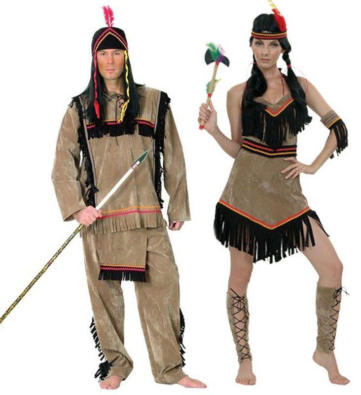 ideas para disfraces de carnaval en pareja