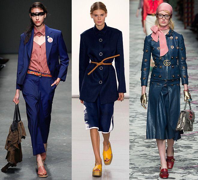 Tendencias de moda 2016 2017