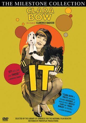 It-girls Clara Bow